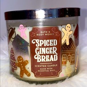 Spiced Gingerbread Candle
